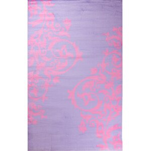 Alisa Tatoo Scrolls Kids Area Rug