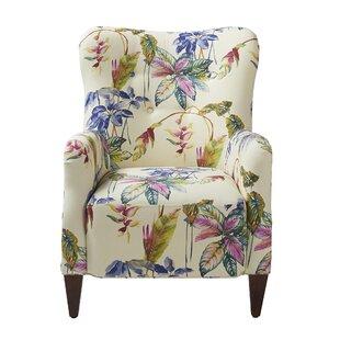 Charming Bridgewater Upholstered Armchair