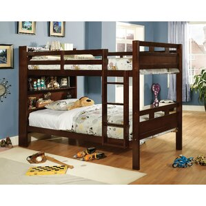 SeaRidge Twin Bunk Bed by Hokku Designs