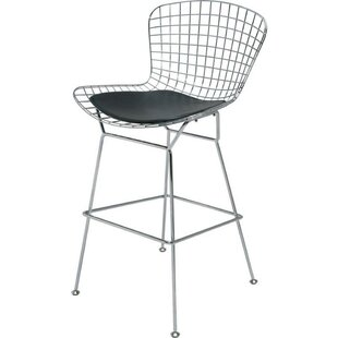 Oudkerk Metal Wire 25 Bar Stool (Set of 4)