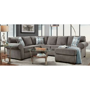 Darby Home Co Edmundo Sectional