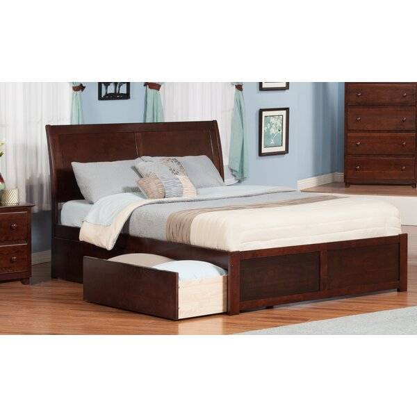 Red Barrel Studio Wrington King Storage Platform Bed Reviews Wayfair