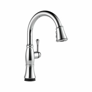 Delta Cassidy Single Handle Standard Kitchen Faucet