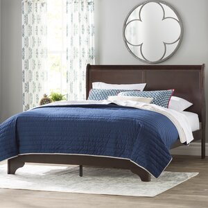 Otto Panel Bed
