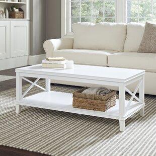 White Coffee Tables You\'ll Love | Wayfair