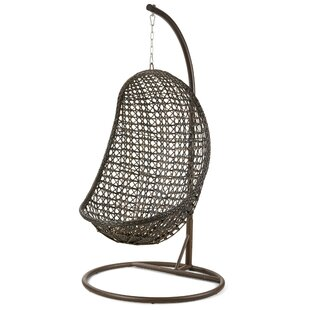 Malibu Hanging Chair With Stand by DCor Design