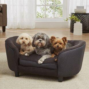 Lorenzo Dog Sofa With Cushion