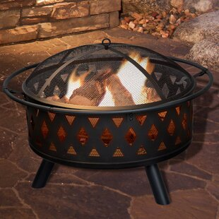 Extra Large Fire Pit Wayfair - Large outdoor fire pit table