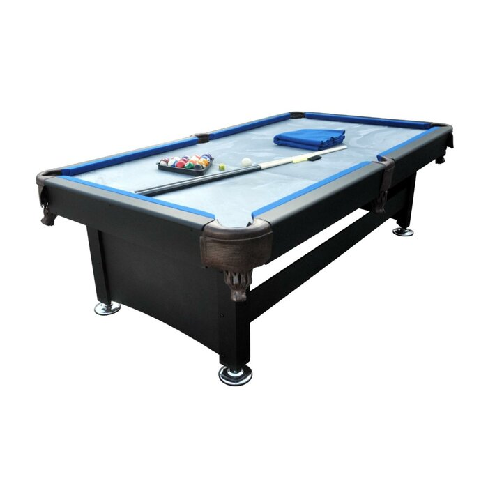 Table de billard en ardoise de 8\'