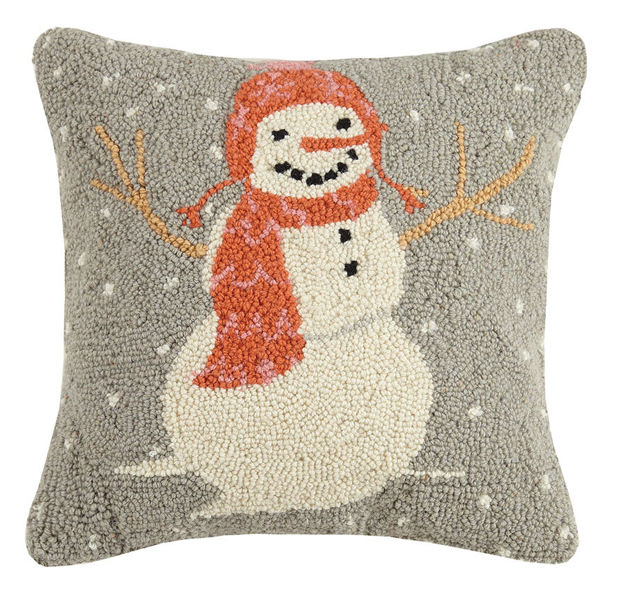 The Holiday Aisle Holiday Wool Throw Pillow Reviews Wayfair