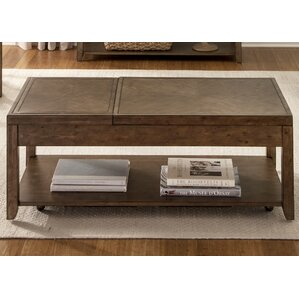 Chisholm Coffee Table by Gracie Oaks