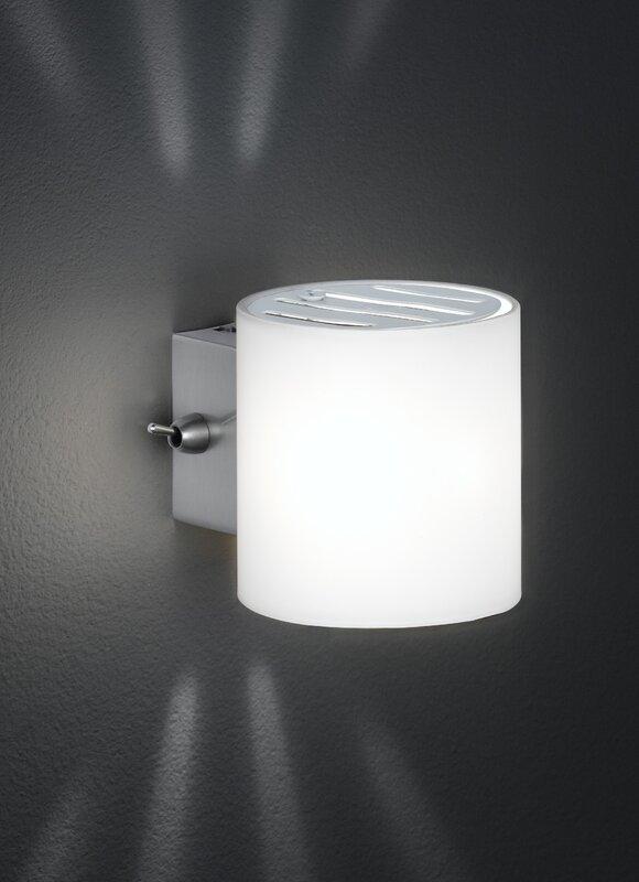 wofi wandleuchte 1 flammig aqaba bewertungen. Black Bedroom Furniture Sets. Home Design Ideas