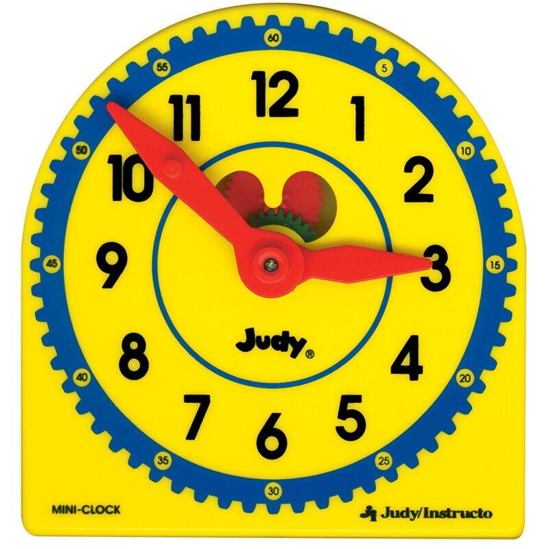 Judy Plastic Clock Class Tool