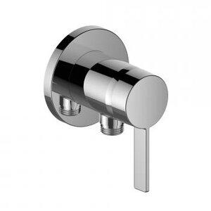 Einhebel-Badewanne Wasserhahn Unterputz Ixmo Solo mit Schlauchanschluss von Keuco