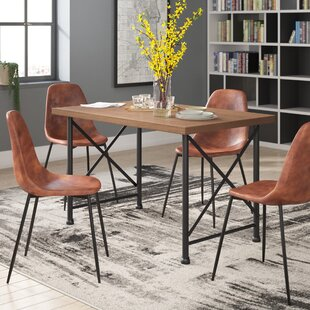Callison Solid Wood Dining Table
