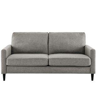 Modern & Contemporary Apartment Size Sofa   AllModern