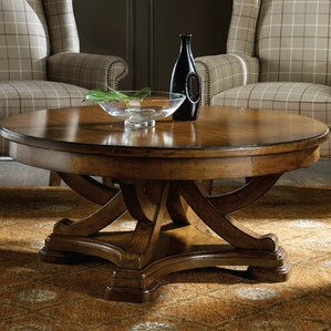 Tynecastle Coffee Table by Hooker Furniture