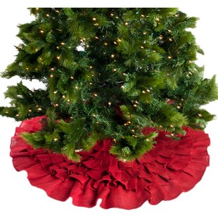 quickview - Burlap Christmas Decorations For Sale