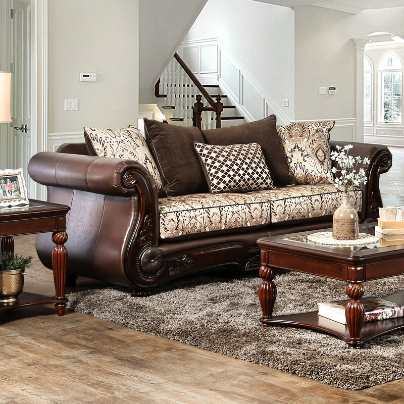 Astoria Grand Dolliver Configurable Living Room Set Reviews