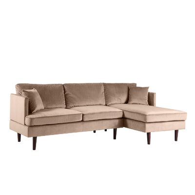 Modern Sectional Sofas Allmodern