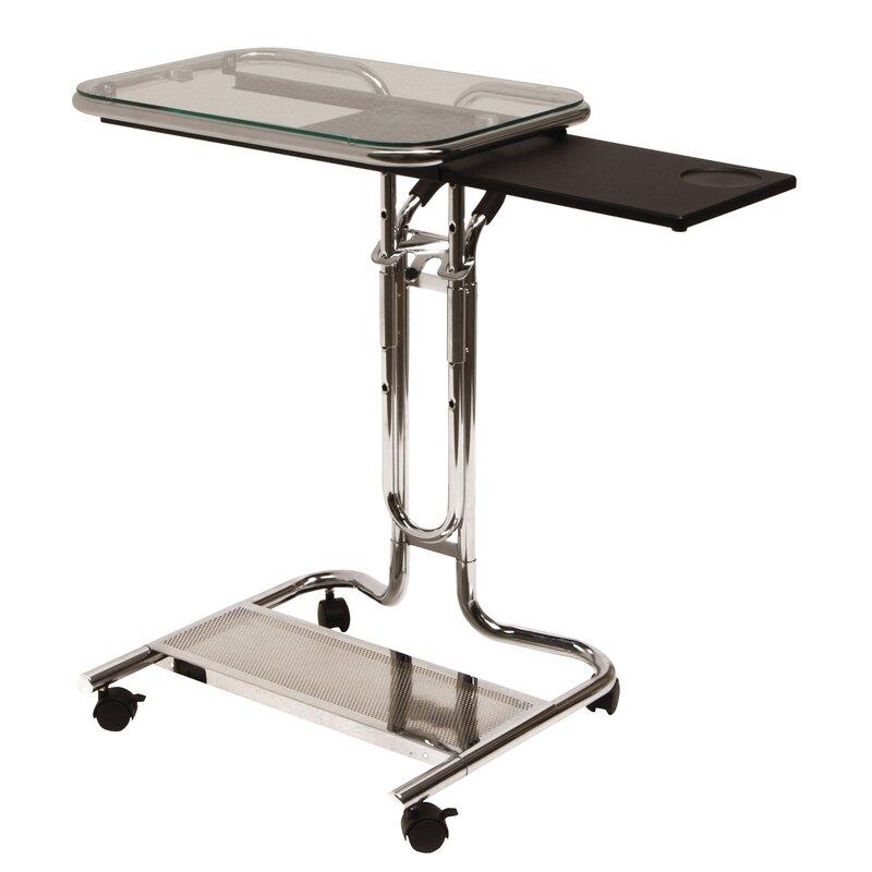 Studio Designs Adjustable Laptop Cart & Reviews