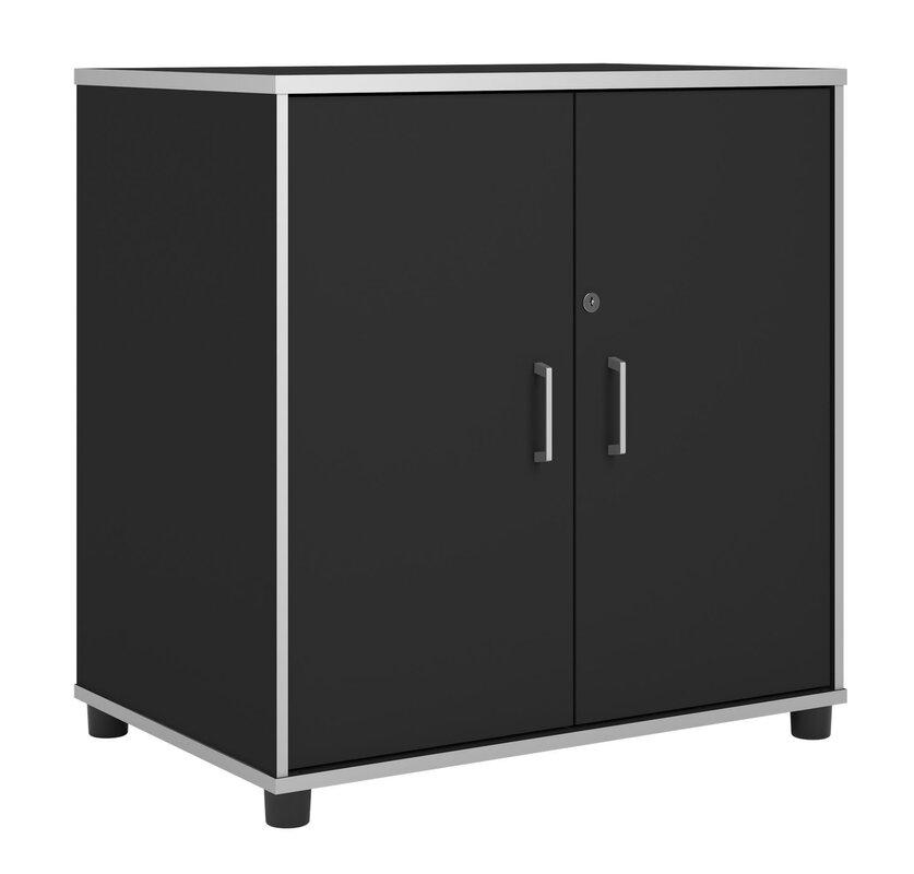 Altra Apollo 307 H X 297 W X 197 D 2 Door Storage Cabinet