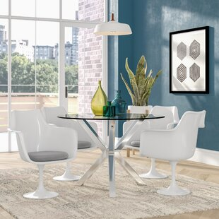 Julien Contemporary Dining Armchair (Set of 4)