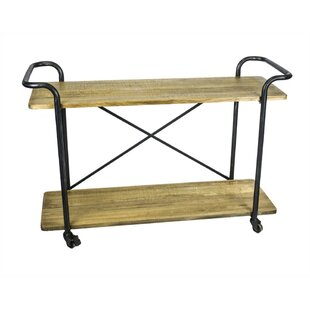 Boonville 2 Tiered Bar Cart