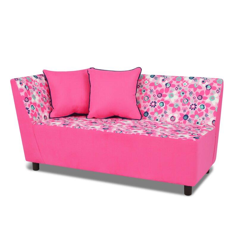Tween Kids Chaise Lounge  sc 1 st  Wayfair.com : kids chaise - Sectionals, Sofas & Couches
