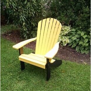 Merveilleux Yellow Adirondack Chairs Youu0027ll Love | Wayfair