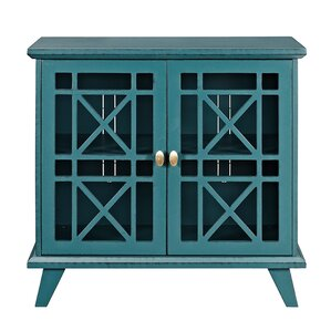 Teal Furniture blue cabinets & chests you'll love | wayfair