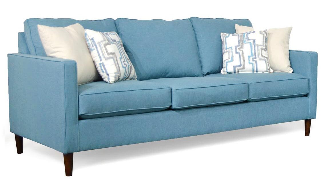 Langley street del lago ivy sofa reviews wayfair for Lago furniture