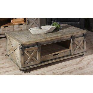 Charcoal Coffee Table | Wayfair