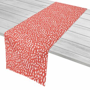 Hipster Coral Table Runner
