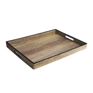 Anemone Poplar Finish Tray