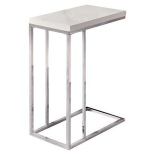 Superior C Shape End Table