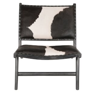 Harley Low Rider Cowhide Lounge Chair