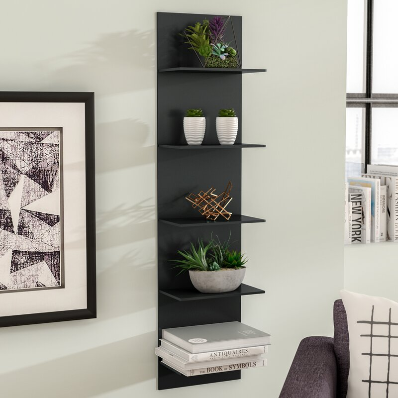 Molina Wide Column Wall Shelf