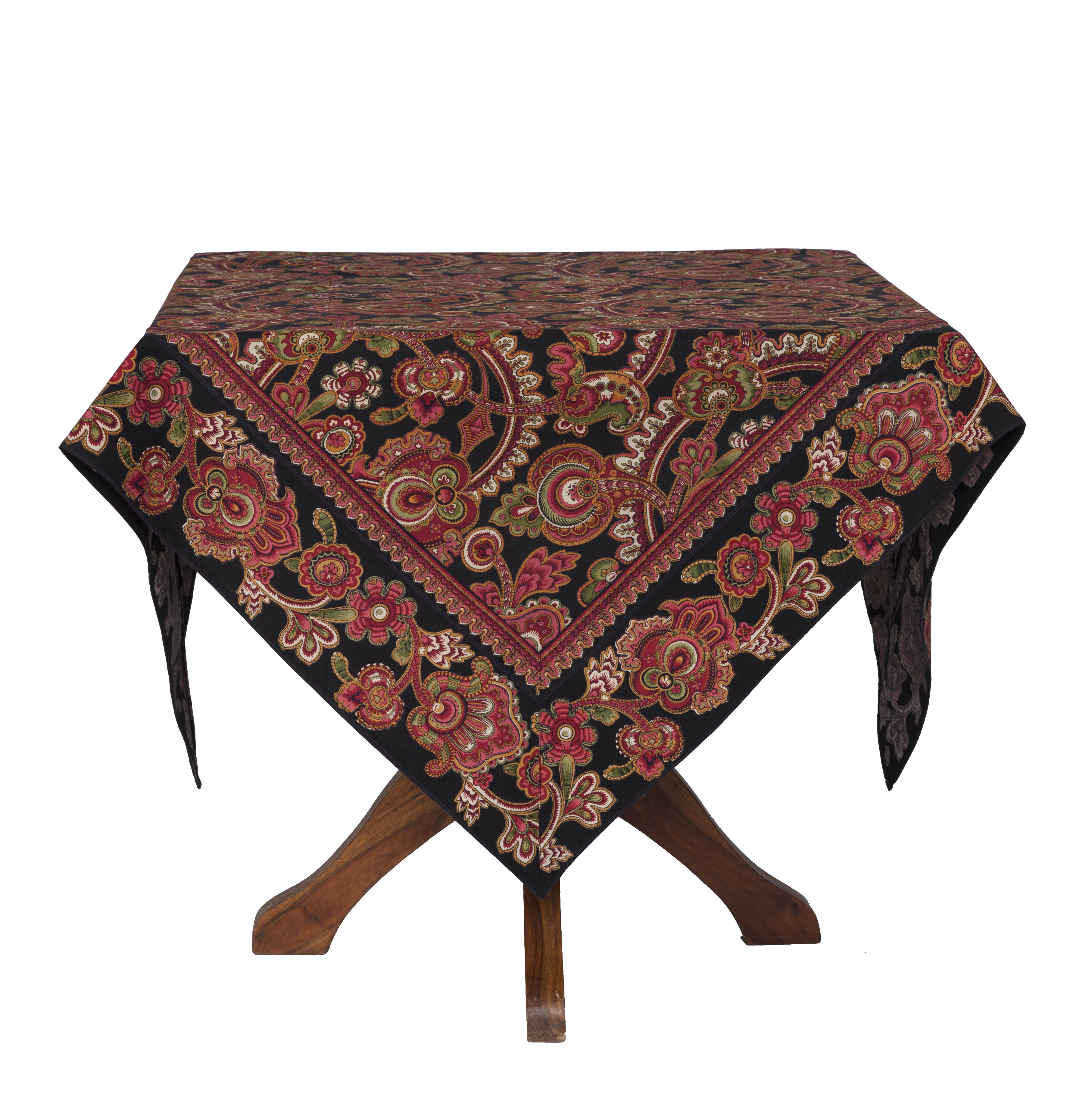Merveilleux Darby Home Co Liana Paisley Tablecloth | Wayfair