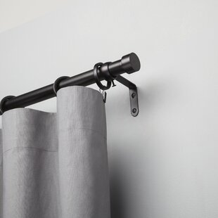 Caiden Single Curtain Rod
