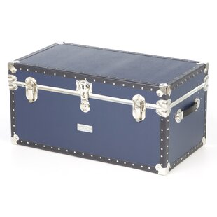 Walser Blue Trunk with Full Tray  sc 1 st  Wayfair : decorative wine plates - pezcame.com