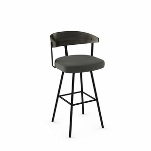 Amir 39.5 Swivel Bar Stool