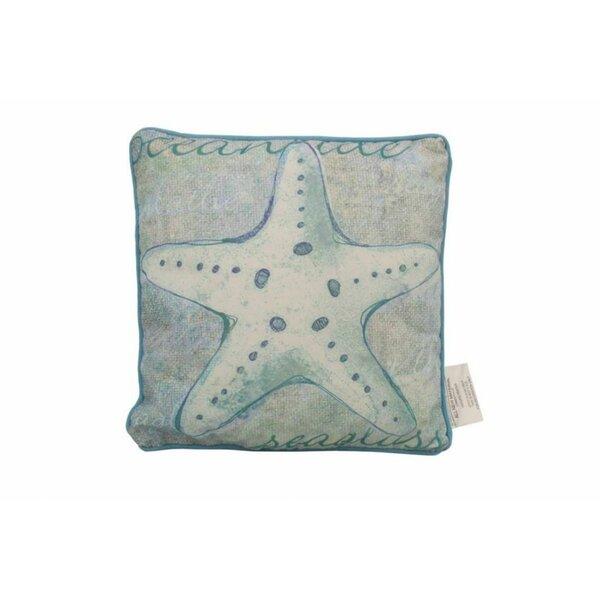 Star Throw Pillow Wayfair Unique Burlap Star Decorative Pillow