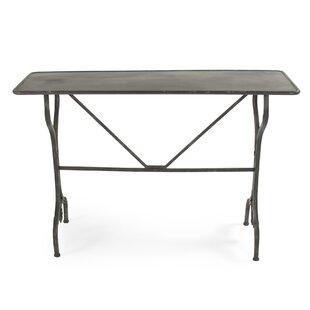 Exceptionnel Cass Iron Desk