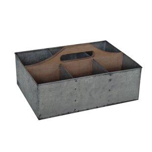 Good Galvanized Storage Caddy