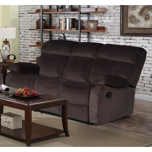 Alvia Living Room Reclining Sofa by Living In Style