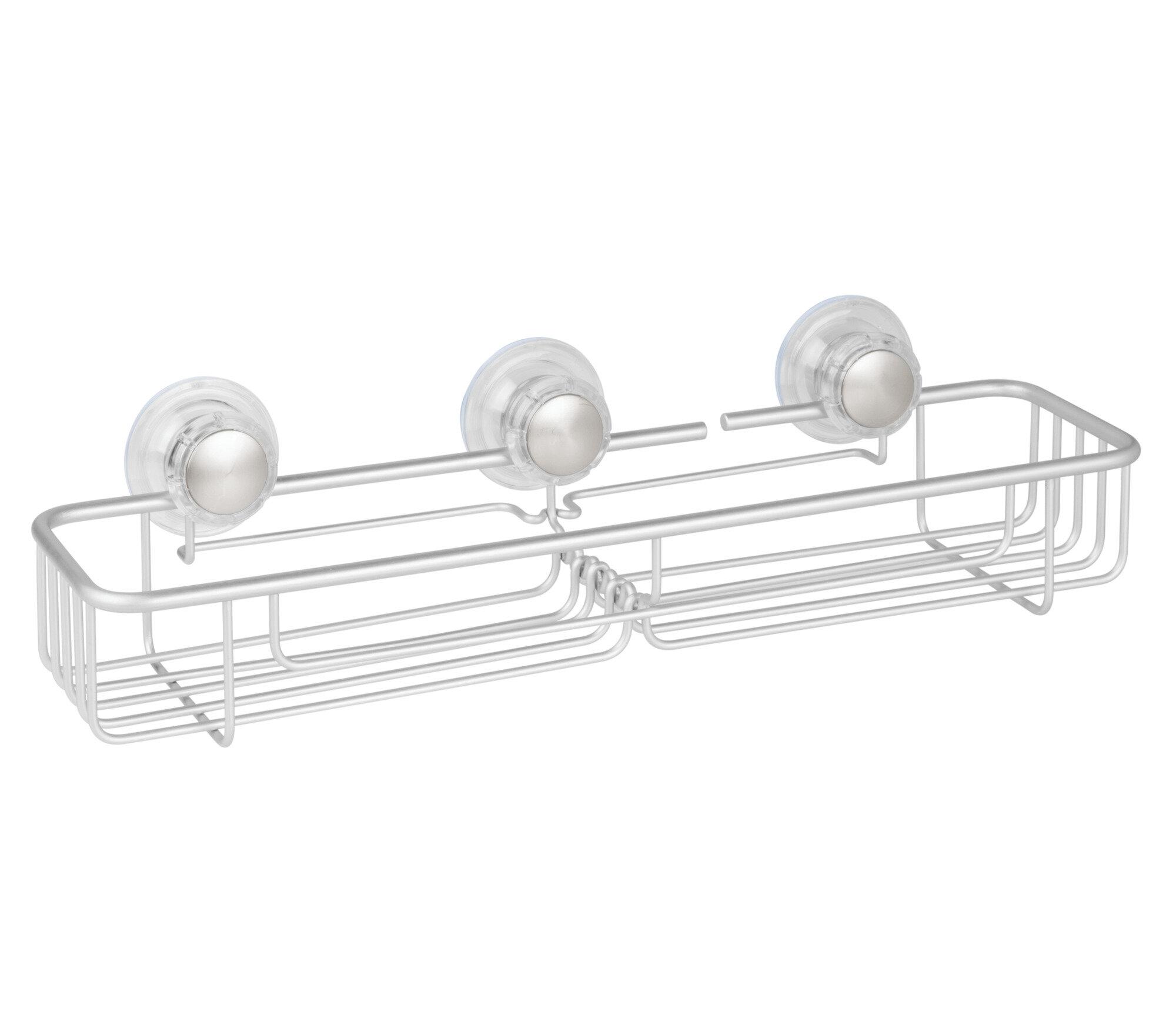 Metro Aluminum Shower Caddy