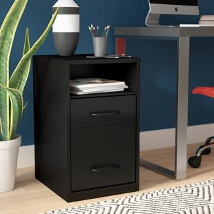 Boura 2 Drawer Filing Cabinet