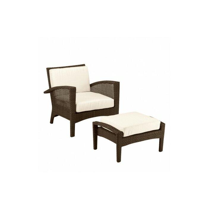 Trinidad Patio Chair With Cushions