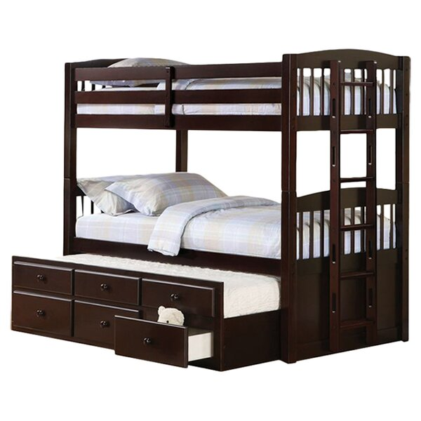 Advantages Of King Dimension Loft Bed With Stairs Bunk Beds Youu0027ll Love | Wayfair